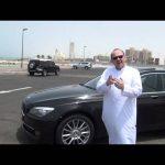 Hasan Kutbi Testing BMW 740 Jeddah 009.MTS