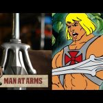 He-Man's Sword (Masters of the Universe) – MAN AT ARMS