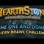 Hearthstone: The One and Done Tavern Brawl Challenge
