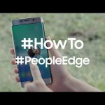 How to use People Edge on the Galaxy S6 edge+