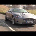 Jaguar XKR vs Porsche 911 – by Autocar.co.uk