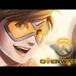 Kiwa Draws: Overwatch – Tracer SPEEDPAINT