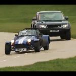 Land Rover Bowler EXR S v Caterham Seven Supersport race – autocar.co.uk