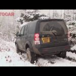 Land Rover Discovery v Toyota Land Cruiser – autocar.co.uk