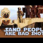 Lego HISHE – Sand People Are Bad Shots