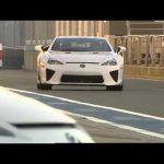 Lexus LFA – video tour by autocar.co.uk