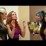 Maria Delivers a Message to the Knockouts