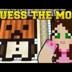 Minecraft: GUESS THAT MOB (WHAT IS THAT PICTURE?!) Mini-Game