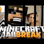 Minecraft SCHOOL JAIL BREAK | LOOT WORLD CHALLENGE!! [19]