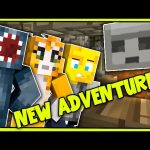 Minecraft – TIME TRAVELLERS! – NEW ADVENTURES! #26 W/Stampy & Ash!