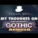 My thoughts on Battlefleet Gothic: Armada (Beta)