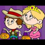 One For You, One For Me | Halloween Song | Super Simple Songs