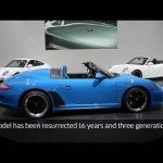 Paris Motor Show 2010 – Porsche 911 Speedster
