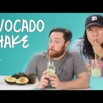 People Try Avocado Shakes For The First Time