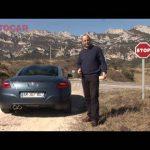 Peugeot RCZ drive review by autocar.co.uk