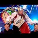 Preview: Bill Brookman gets some support from Ant and Dec| Britain's Got Talent 2016
