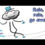 Rain, Rain, Go Away | Super Simple Songs