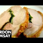 Roasted Rolled Pork Loin with Lemon and Sage – Gordon Ramsay
