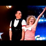 Scott and Muriel are a sight for saw eyes | Auditions Week 5 | Britain's Got Talent 2016
