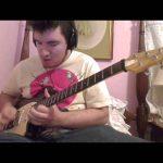 Solo Blues Electric Guitar