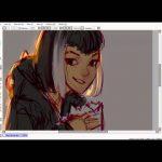 Speedpaint (Paint Tool SAI) Emilyena
