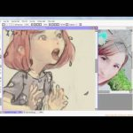 Speedpaint (Paint Tool SAI) Иизуми чан