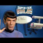Star Trek Enterprise Home Office – SUPER FAN BUILDS