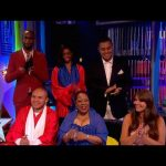 Stephen catches up with 100 Voices of Gospel and Mel | Semi-Final 1 |Britain's Got More Talent 2016