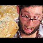 Stinky Cheese Taste Test