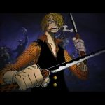 "Strawhat Crew Split & Vinsmoke Mythical Army ""Germa 66"" 