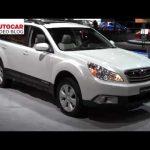 Subaru Legacy Outback by autocar.co.uk