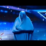 The Blue Bag Lady leaves the Judges seeing red | Auditions Week 4 | Britain's Got Talent 2016