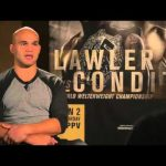 The Exchange: Robbie Lawler Preview