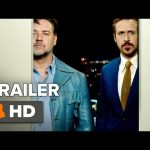 The Nice Guys Official Trailer #1 (2016) – Ryan Gosling, Russell Crowe Movie HD