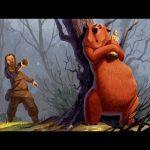 The Revenant ( Oscar 2016 ) – Speed Painting (#PaintToolSAI) | CreativeStation GM