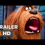 The Secret Life of Pets Official Trailer #1 (2016) – Kevin Hart, Jenny Slate Animated Comedy HD
