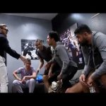 The Ultimate Fighter: Team McGregor vs Team Faber – Conor's Speech