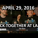 The WAN Show – Linus and Luke Reunion – April 29, 2016