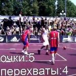 Tips and tricks streetball
