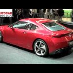 Tokyo Motor Show – Toyota FT-86  – by autocar.co.uk