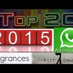 Top 20 Inexpensive Alternative Fragrances of 2015 ( Part 1 )