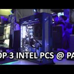 Top 3 PCs at the Intel Booth – PAX East 2016