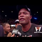 UFC 183: Anderson Silva & Nick Diaz Octagon Interviews