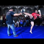 UFC 188: Open Workout Highlights