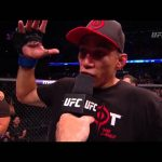 UFC 188: Werdum and Velasquez Octagon Interview