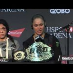UFC 190: Post-fight Press Conference Highlights