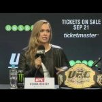 UFC 193: On Sale Press Conference Highlights