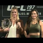 UFC 196: Ticket On Sale Press Conference Face Offs