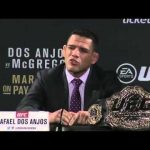 UFC 196: Tickets on Sale Press Conference Highlights