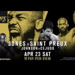 UFC 197: Jones vs Saint Preux – Extended Preview